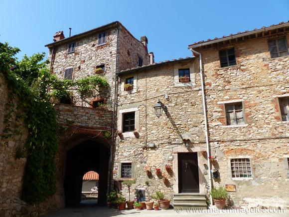 Sassetta in Tuscany