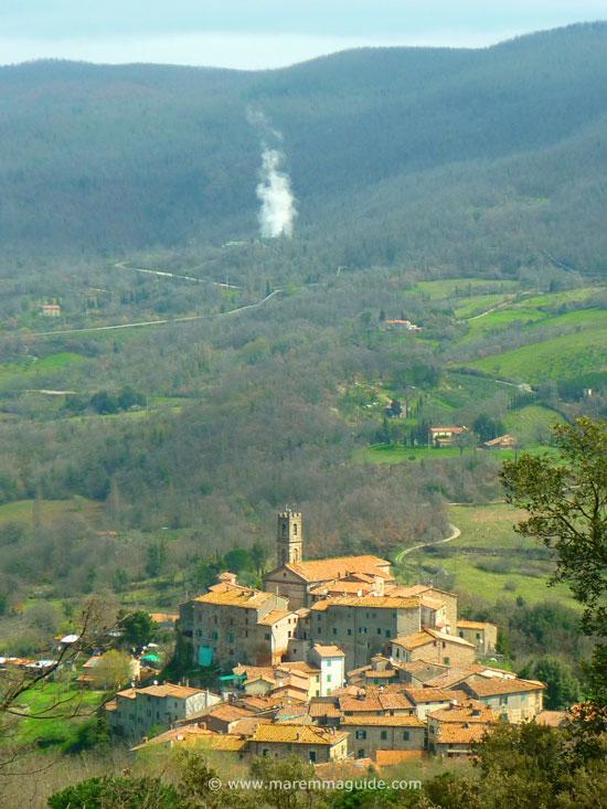 Sasso Pisano, Maremma Tuscany Italy
