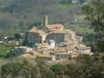 Sasso Pisano Tuscany Italy