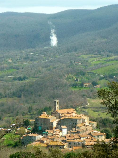 Sasso Pisano Maremma Tuscany