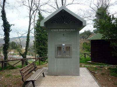 Casa dell'Aqua Sasso Pisano