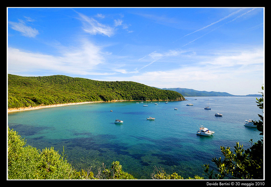 Scarlino beaches: Cala Violina