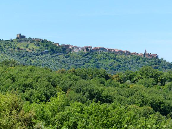 Scarlino Tuscany Italy