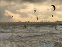 Maremma Storm kiteboarding, Piombino