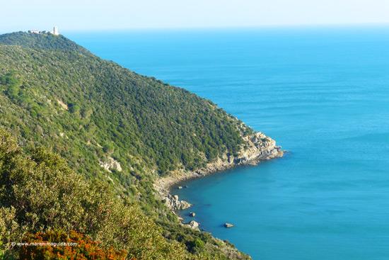 Secret Maremma beach Tuscany