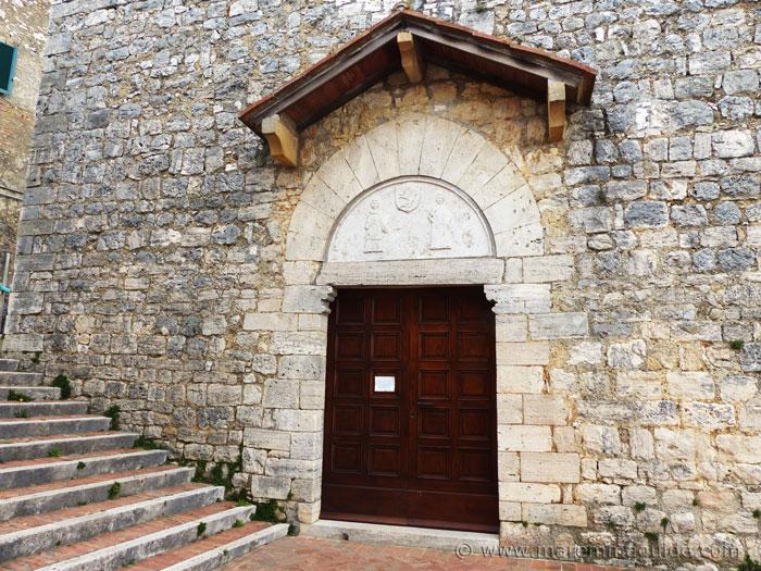Pieve dei Santi Vincenzo e Anastasia Semproniano