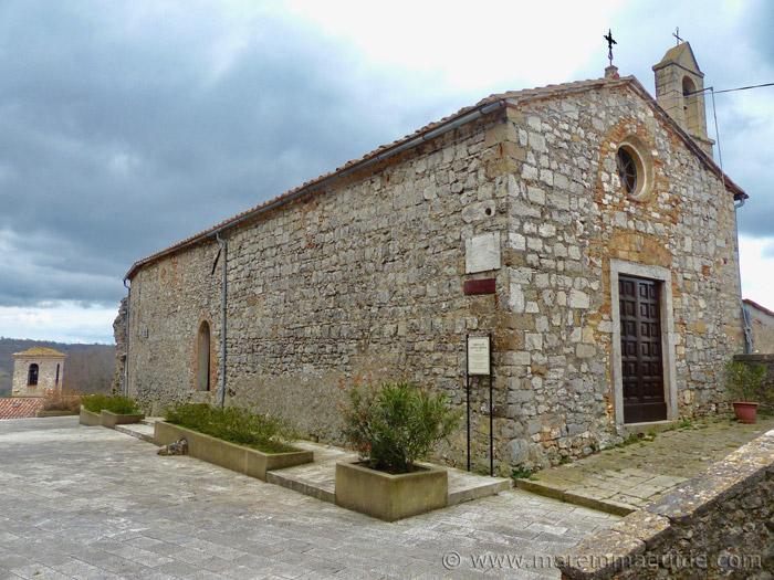 Chiesa di Santa Croce Semproniano