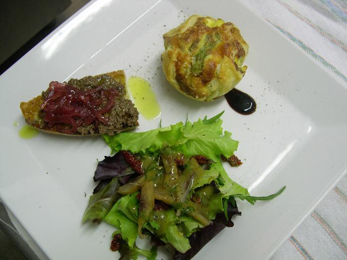 Semproniano restaurant Tuscany Italy