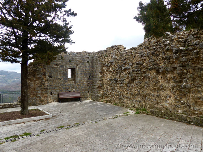 Rocca Aldobrandesca Semproniano