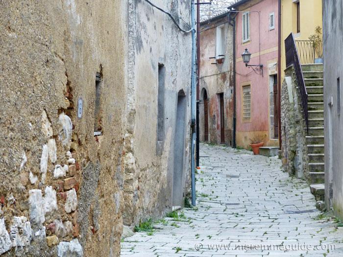 Semproniano Tuscany
