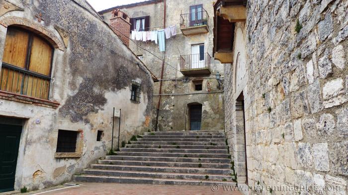 Pieve dei Santi Vincenzo e Anastasio and the Canonica Storica in Semproniano