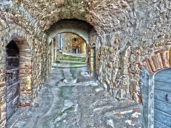 Porta degli Orti Semproniano