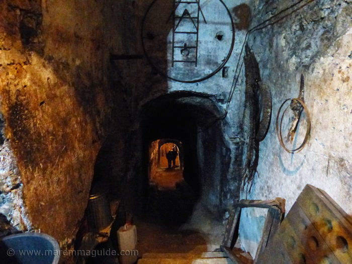 Sorano Festa delle Cantine wine cellar festival in Maremma Italy