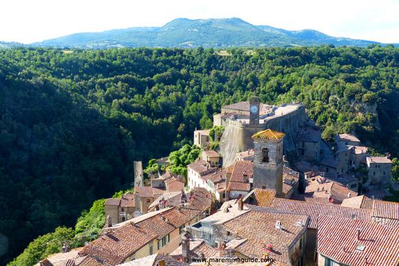 Sorano Italy