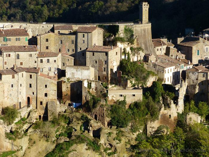 Sorano Tuscany