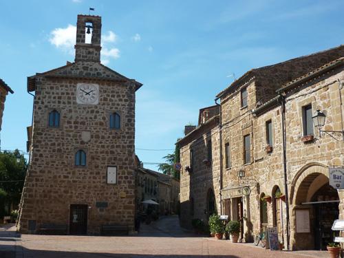 Sovana Maremma Tuscany Italy
