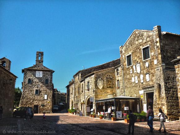 Sovana Tuscany Italy