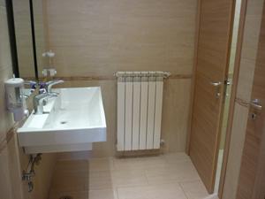 Sovana Visitor Centre toilets