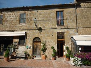 Polo Museale Sovana Centro Servizi Visitors Centre, Maremma Tuscany Italy
