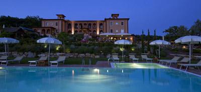 Spa Hotel Italy: Saturnia Tuscany Hotel Maremma