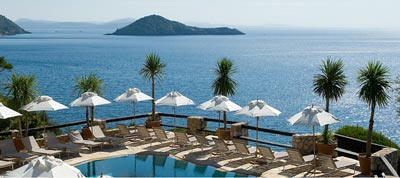 Spa hotels in Italy: Il Pellicano Hotel, Porto Ercole, Monte Argentario, Maremma