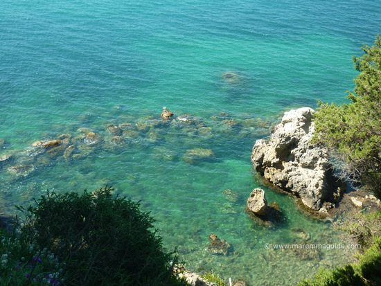 Spiaggia Talamone: Tuscany beaches in Maremma
