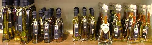 Spicy olive oil from La Novella, Maremma, Italy