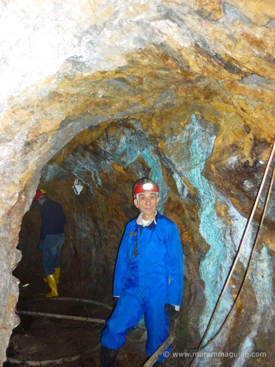 subterranean Tuscany with the Spelogiolo Society of Massa Marittima