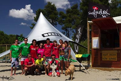 SurfRelax Puntone beach Maremma Italy