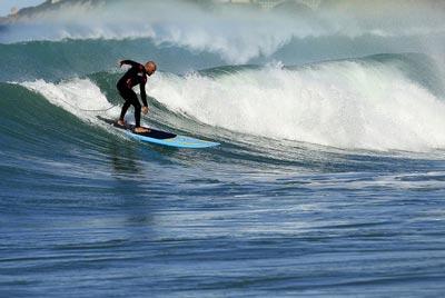 Surf Tuscany Maremma Italy