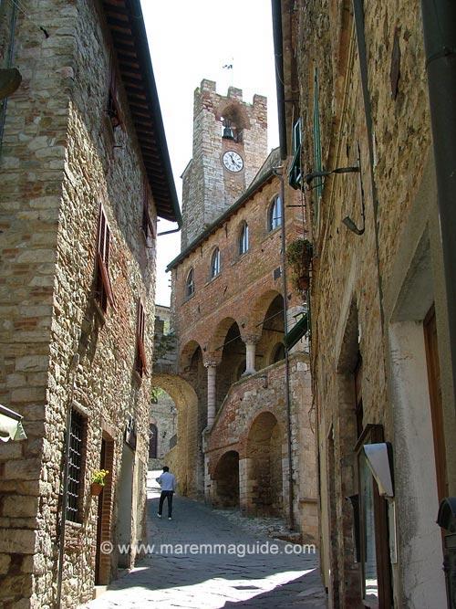 Suvereto Maremma Tuscany Italy