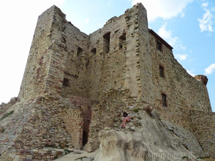 Rocca Aldobrandesca Suvereto
