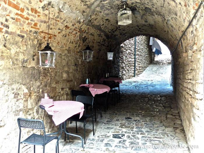 Suvereto Tuscany: Via dei Vicoli