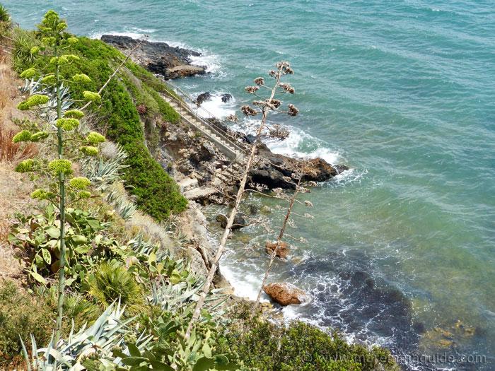 Talomone beaches