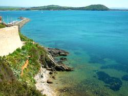 Talamone spiaggia privata: a private beach