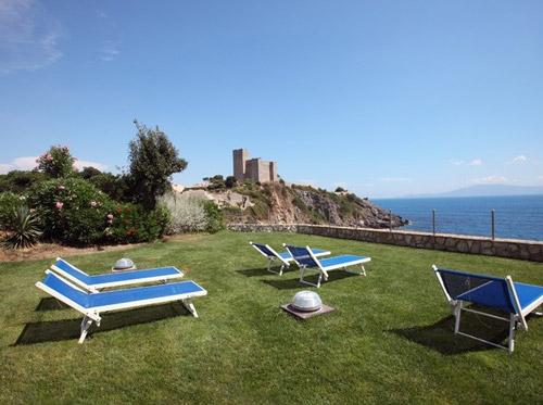 Talamone Hotel Capo D'Uomo