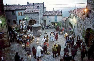 Sapori d'Autuno Tatti Massa Marittima Maremma Italy