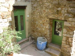 A restored home in the Tuscany village of Tatti, Maremma Italy