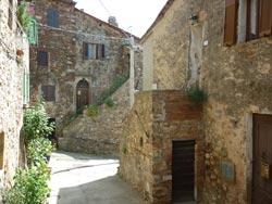 Medieval Tatti Tuscany Maremma Italy