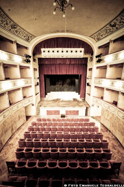 Teatro dei Concordi Campiglia Marittima