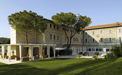 Spa holiday in Italy: Terme di Saturnia Spa Maremma