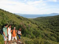 TerraMare Italian language lesson and trekking