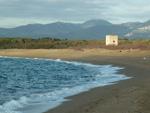 Torraccia beach Maremma Tuscany