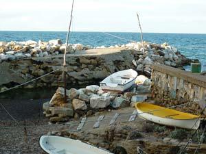 La Torraccia harbour Maremma Tuscany Italy