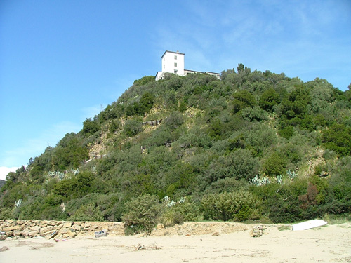 Medieval Towers: Torre Civette, Maremma, Italy