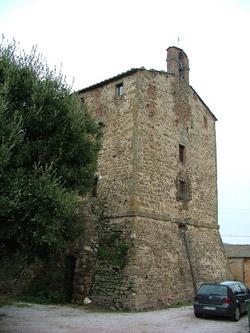 Torre d'Alma, Pian d'Alma, Castiglione della Pescaia, Maremma