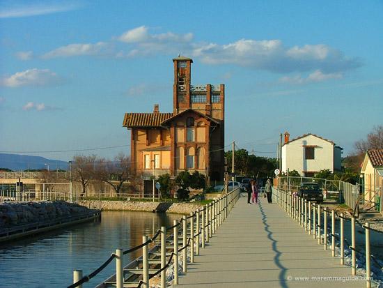 Torre di Carbonifera, Riotorto-Piombino Maremma Tuscany
