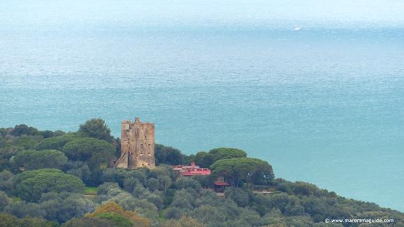Torre Hidalgo Punta Ala Maremma Tuscany