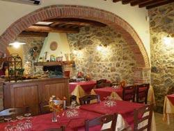 Maremma restaurants: Trattoria Sbrana, Ghirlanda Massa Marittima