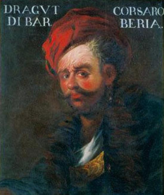Turgut Resi - Dragut Corsair pirate